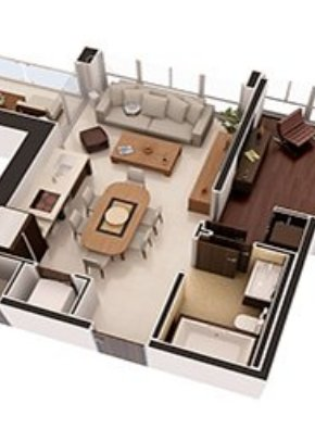 What are 3D Floor Plans?