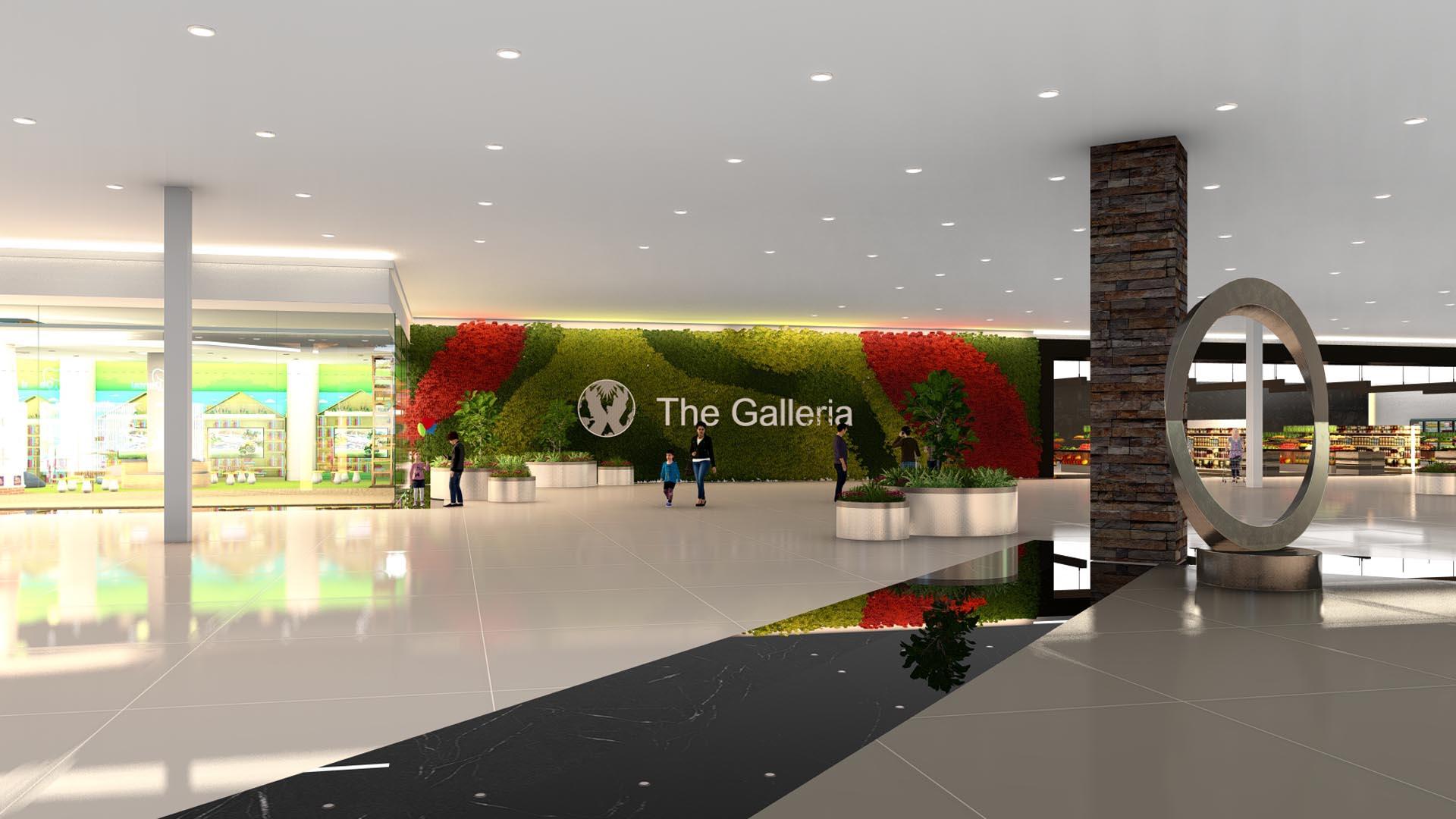 3D Render Interior TC Compassion Center